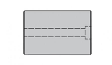 Bague support avec Ø guidage N165