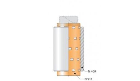 Bague cage à rouleaux N911