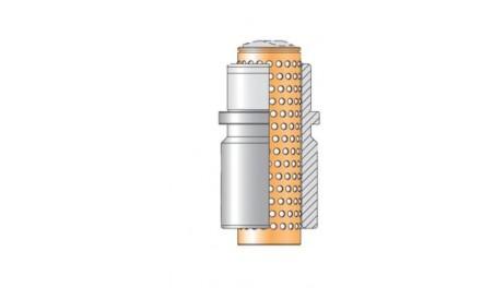 Bague complète N063 cage à bille N411