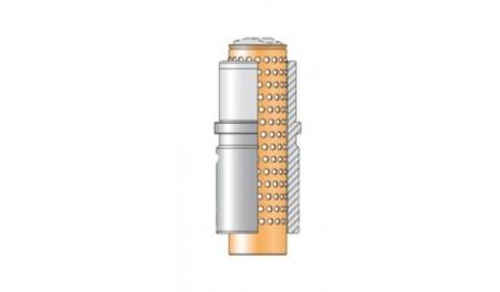 Bague complète N418 cage billes N411