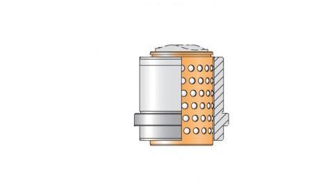 Bague complète N419 cage billes N411