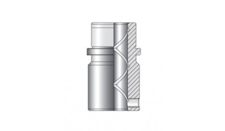 Bague autolubrifiant N091 ISO 9448