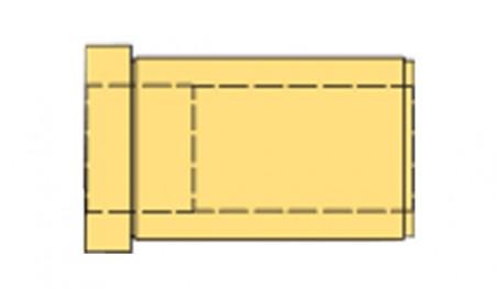 Douille bronze N035