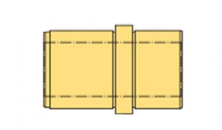 Douille de guidage en bronze N046