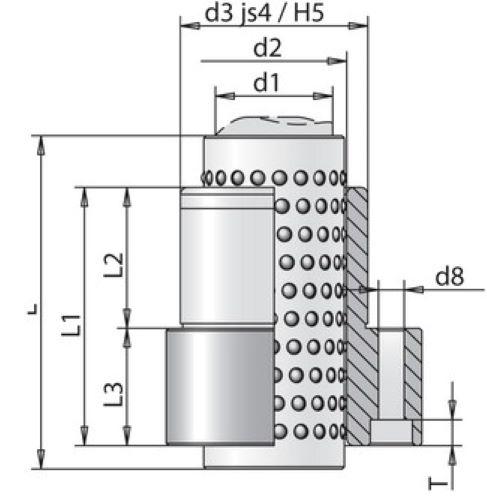 N316P